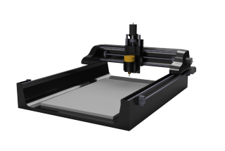 DIY CNC router - Carbon Model